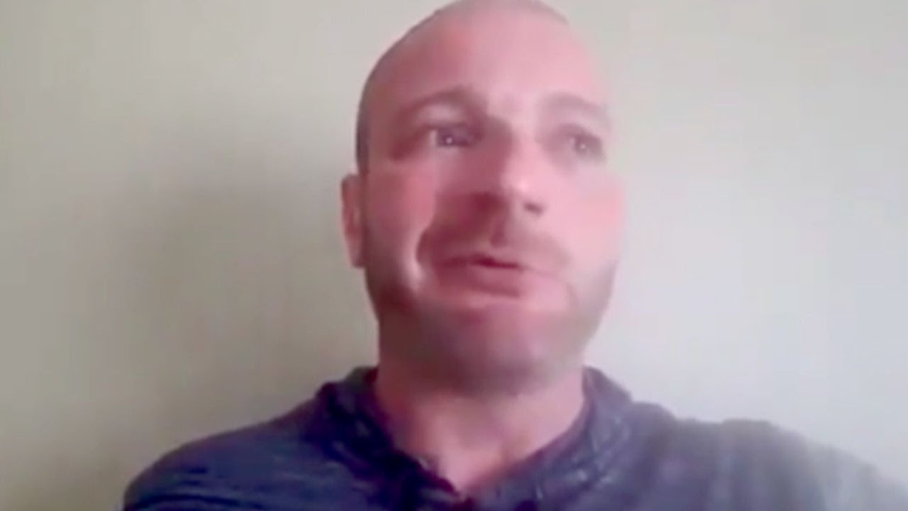 Neo-Nazi featured on Vice News cries in fear in online video