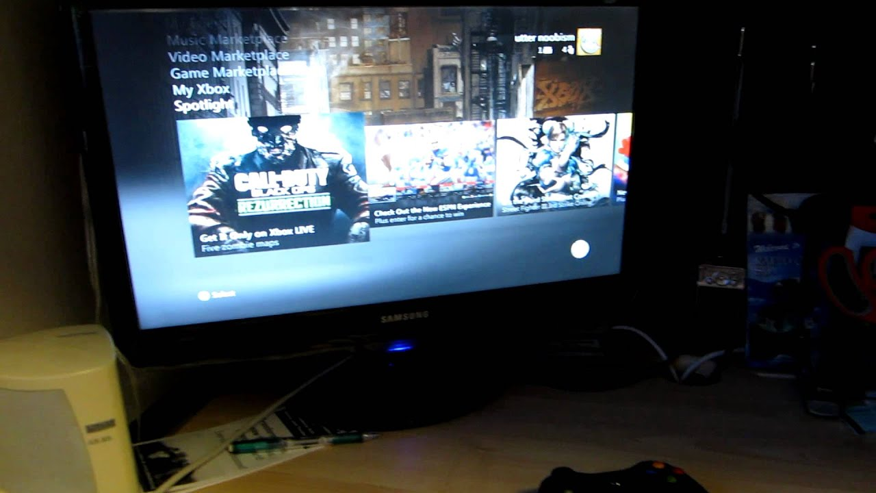 My gaming setup and dorm room youtube Dorm room setups