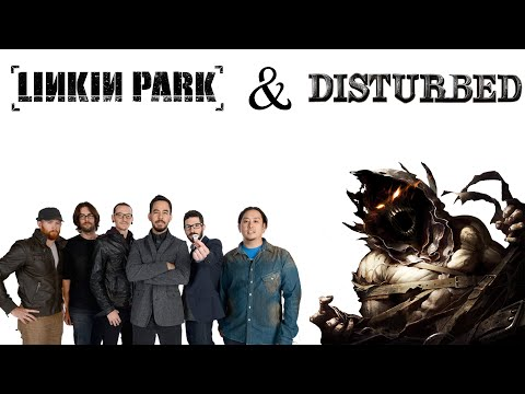 Linkin Park & Disturbed  FaintMeaning Of Life Mashup