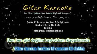 Kafamda Kentsel Dönüşümler - Gitar Karaoke  (İkiye On Kala) #5 Ayrı Ton