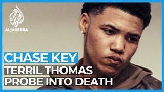 How US Black man died of dehydration in custody