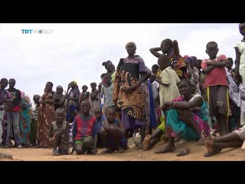 South Sudan Struggles with Internally Displaced