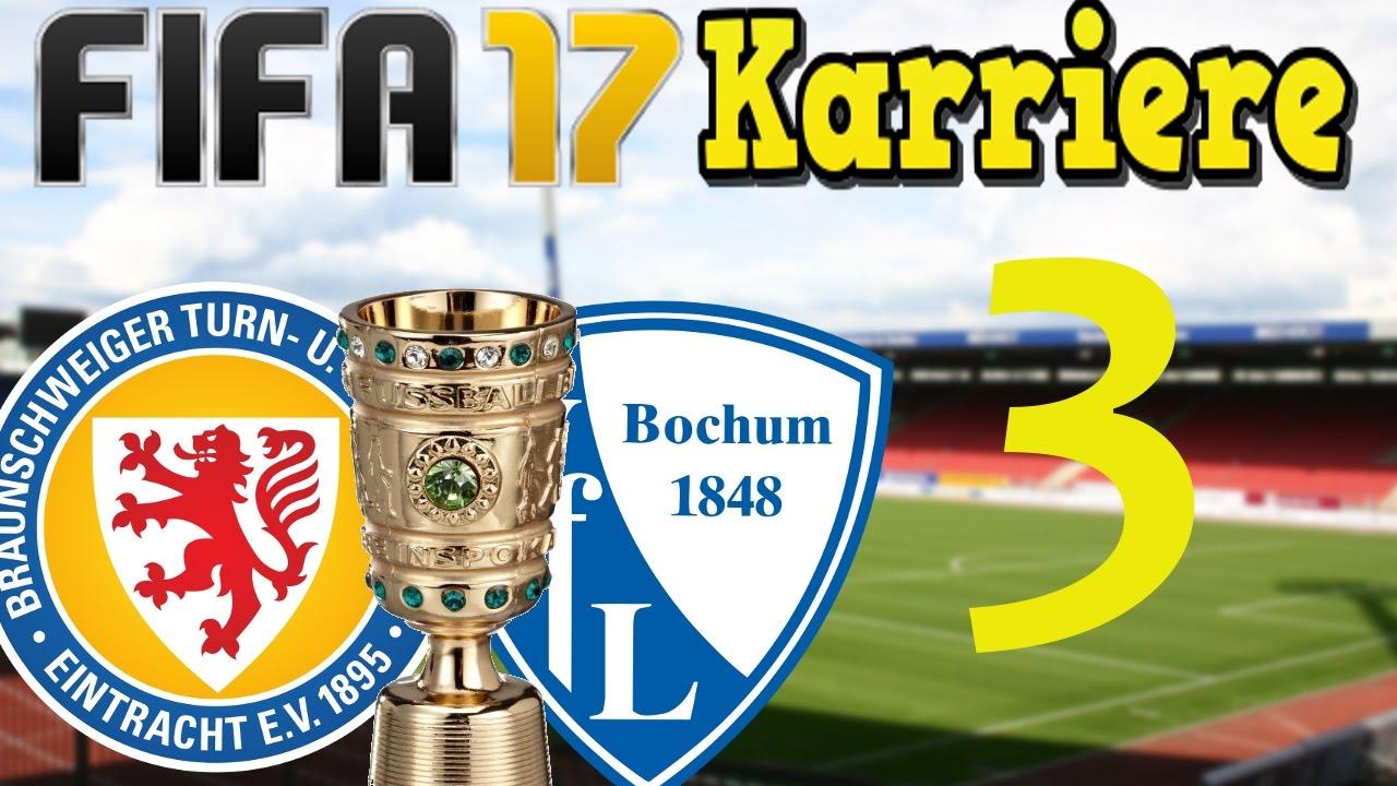 Dfb Pokal 1 Runde 16 17