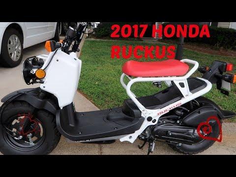 2017 Honda Ruckus | Yolanda's Life Vlogs