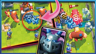OMG!! The MEGA MINION is INSANE! YOU HAVE TO TRY THIS CLASH ROYALE DECK!