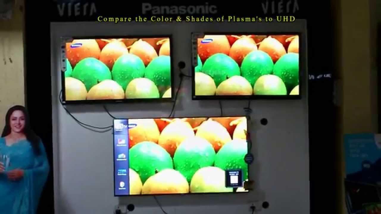 plasma vs led 4k uhd tv a comparison youtube. Black Bedroom Furniture Sets. Home Design Ideas