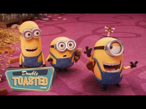 MINIONS - Double Toasted Review