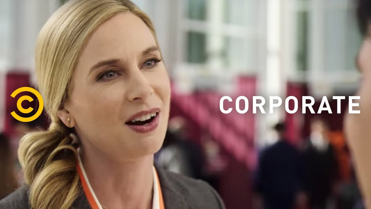 What Happens at Every Dumb Business Convention (feat. Elizabeth Perkins) - Corporate