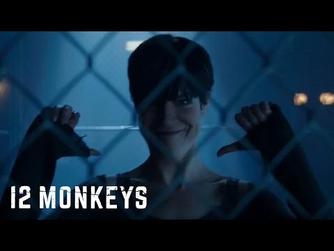 12 MONKEYS  Season 3: 'History Lessons'  SYFY