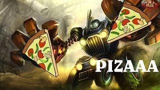 League of Legends Pre-Season 5#04 Pizza ponad życie