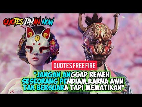 Quotesfreefirequotesjamannow Quotes Kata Kata Keren Free Fire