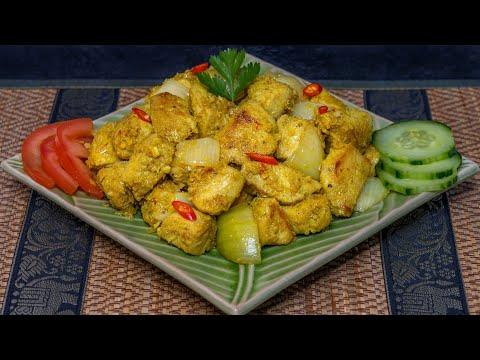 poulet-À-la-citronnelle-(recette-vietnamienne)---recette-facile-et-rapide