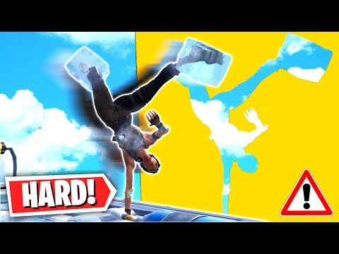 FORTNITE *NEW* IMPOSSIBLE PARKOUR JUMPS! (HARD) CHALLENGE! w/Preston