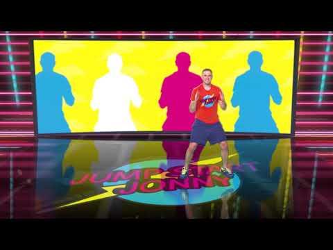 Childrens Workout And Dance Video | Jump Start Jonny | Hey Hey Hey