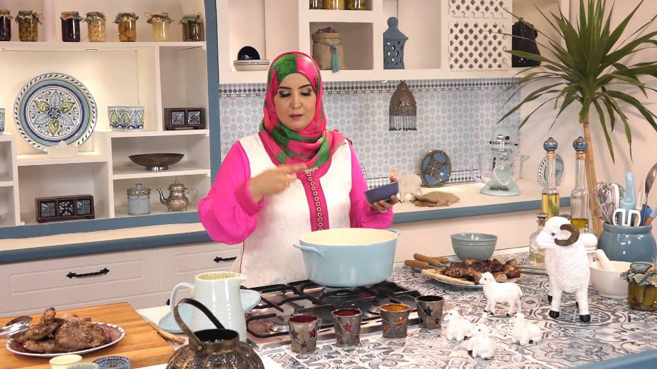 """كبدة بالطرب """"بولفاف""""  + مندى باللحم و المكسرات - مطبخ اسيا - اسيا عثمان - الجزء الثاني"""