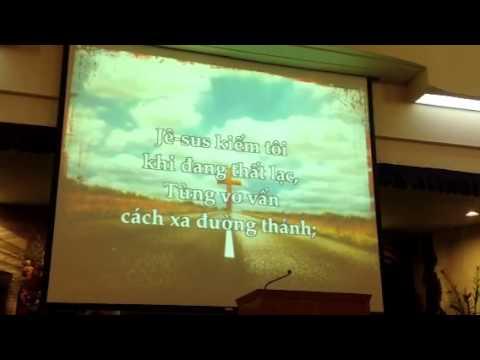 Nguồn ơn phước - thánh ca Tin Lành- Karaoke