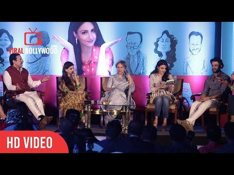 Funny Question And Answer Session With Soha Ali Khan And Family | Viralbollywood