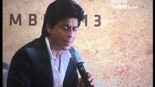 Shah Rukh Khan Talks About Love