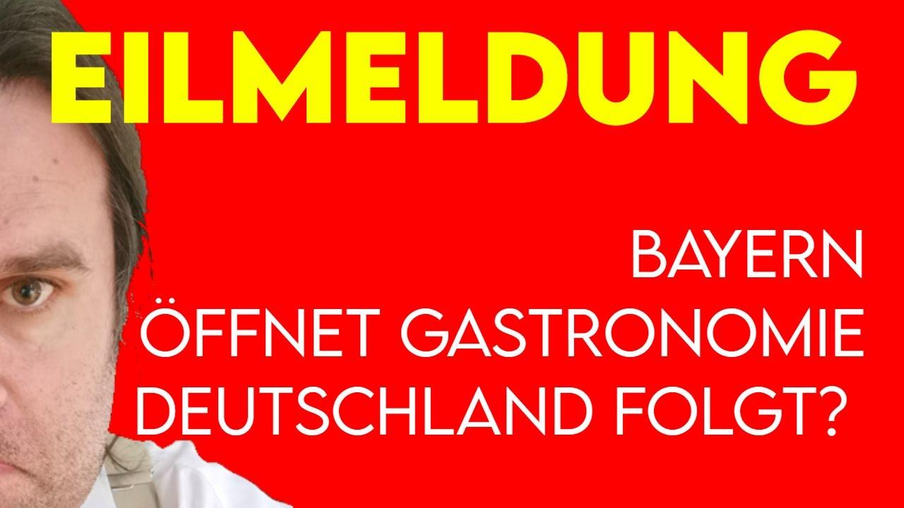 Eilmeldung Bayern