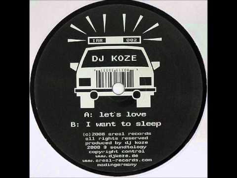 Dj Koze - Let´s Love