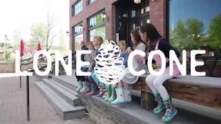Lone Cone Rain Boots for Kids and Toddlers - Cute Prints for Every Child