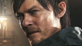 Silent Hills with Norman Reedus, by Hideo Kojima & Guillermo del Toro