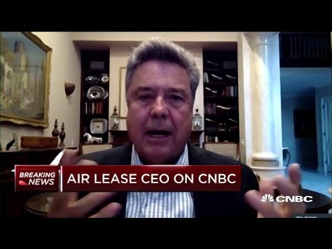 Air Lease CEO John Plueger on the state of the airline industry