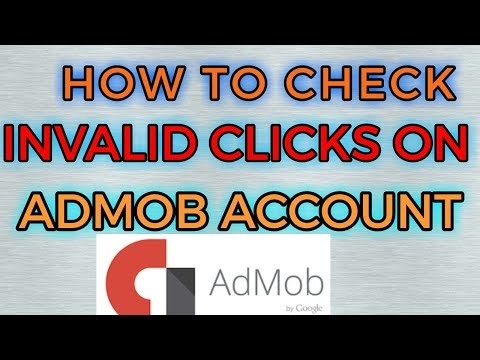 How To Check Invalid Click On Admob Account | Month November
