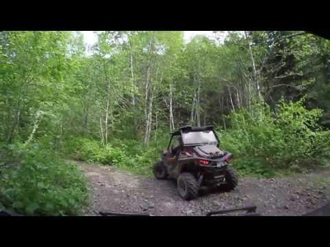 Ash Powerlines, Mercs Lake and Strathcona  Park Trail.