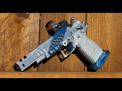 Comparing a SV Infinity to mass produced 1911/2011