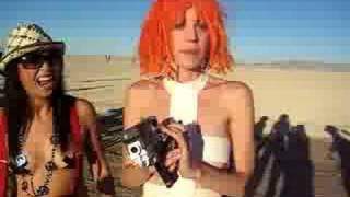 Leeloo at Burning Man