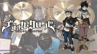 『ブラッククローバー』ED「天上天下」(みゆな)叩いてみた。/Black Clover ED Tenjyo Tenge Miyuna Drum cover