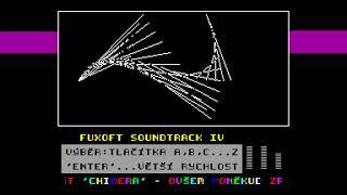 Fuxoft Soundtrack 4 -  Fuxoft [#zx spectrum AY Music Demo]