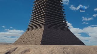Тайны египетских пирамид / Lost Secrets of the Pyramid (2017) - 1 серия