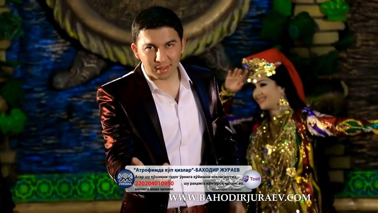 Bahodir Juraev - Atrofimda kop Qizlar