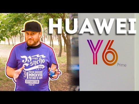 Y6 Prime - новый хит от Huawei (обзор смартфона)