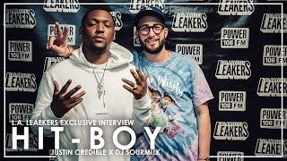 Hit-Boy On Making \