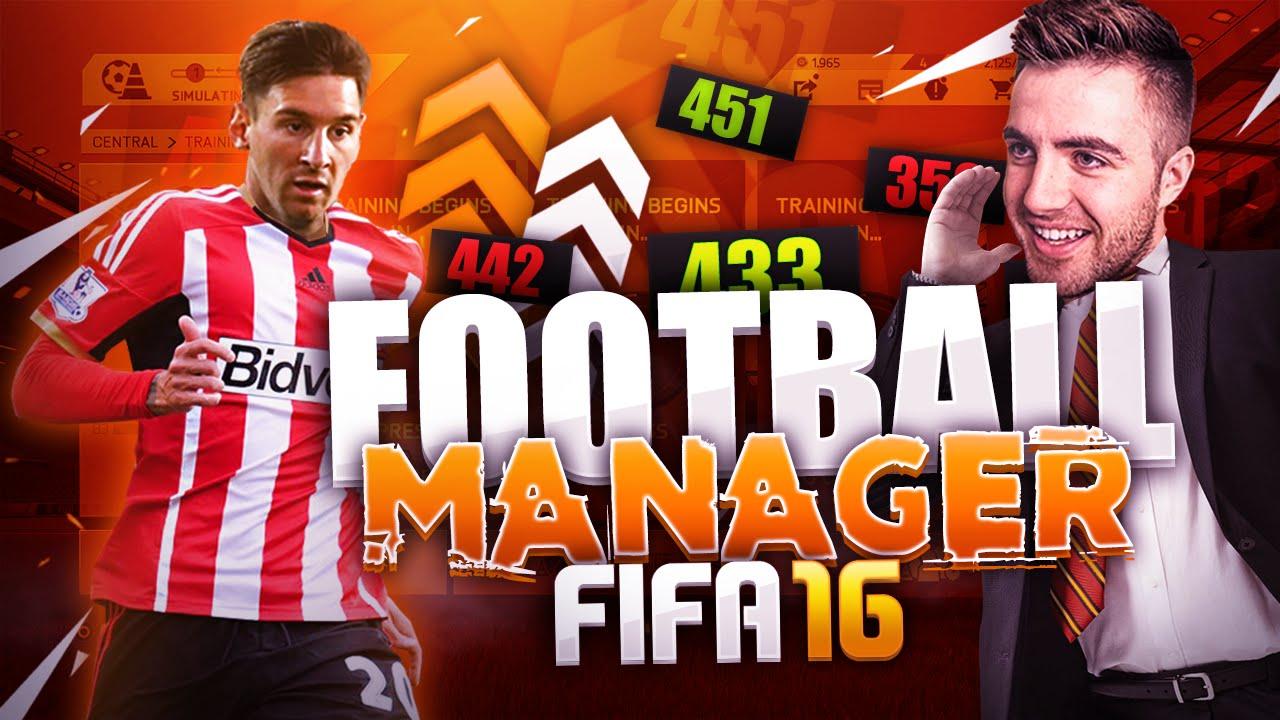 Fussball Manager 16