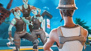 I tried out for a TOXIC Ghoul Trooper Clan using RECON EXPERT and this happened...(Rarest Skins)