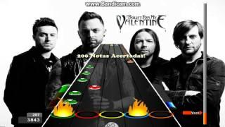 Guitar Flash Pariah - Bullet For My Valentine 100% Expert 35,208