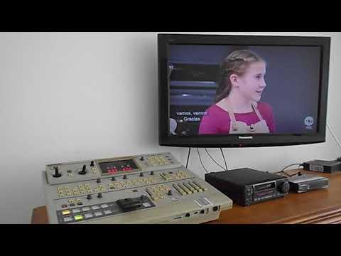 Panasonic Wj-mx50 Digital Mezclador De Audio Y Video