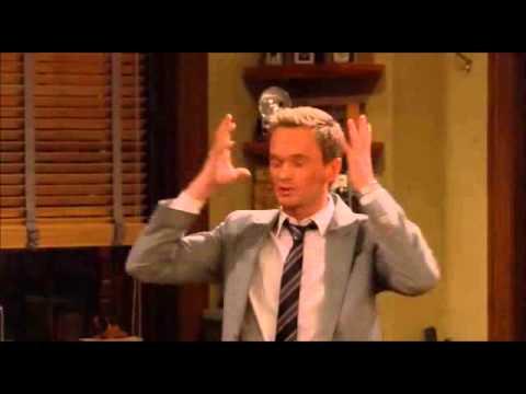 Barney mind blow - himym