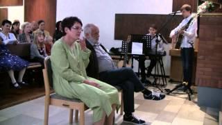 Kirchliche Trauung Moni & Rainer 2
