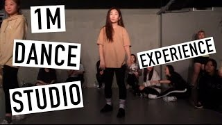 1million dance studio experience other studios