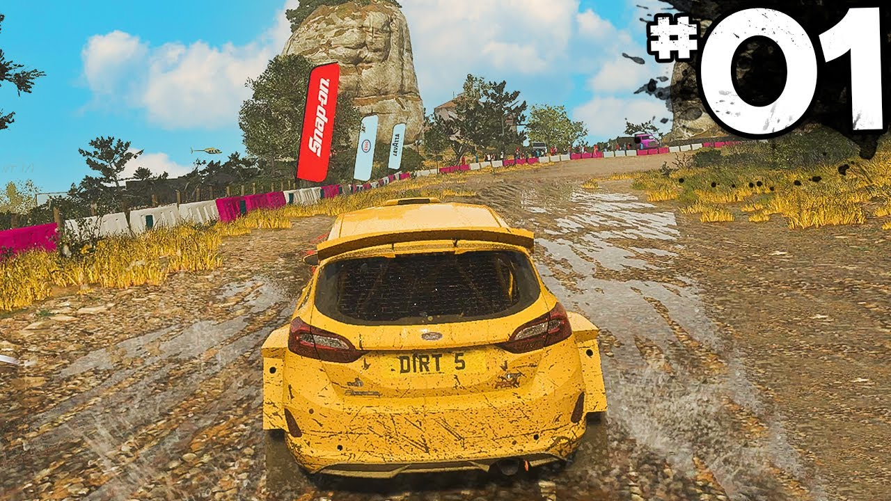 Download DIRT 5 Career Mode - Part 1 - MY FIRST TIME PLAYING THIS GAME
