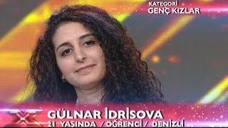 Gülnar İdrisova - Ayrılık Performansı - X Factor Star Işığı