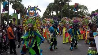 Carnaval Santo Domingo 2018