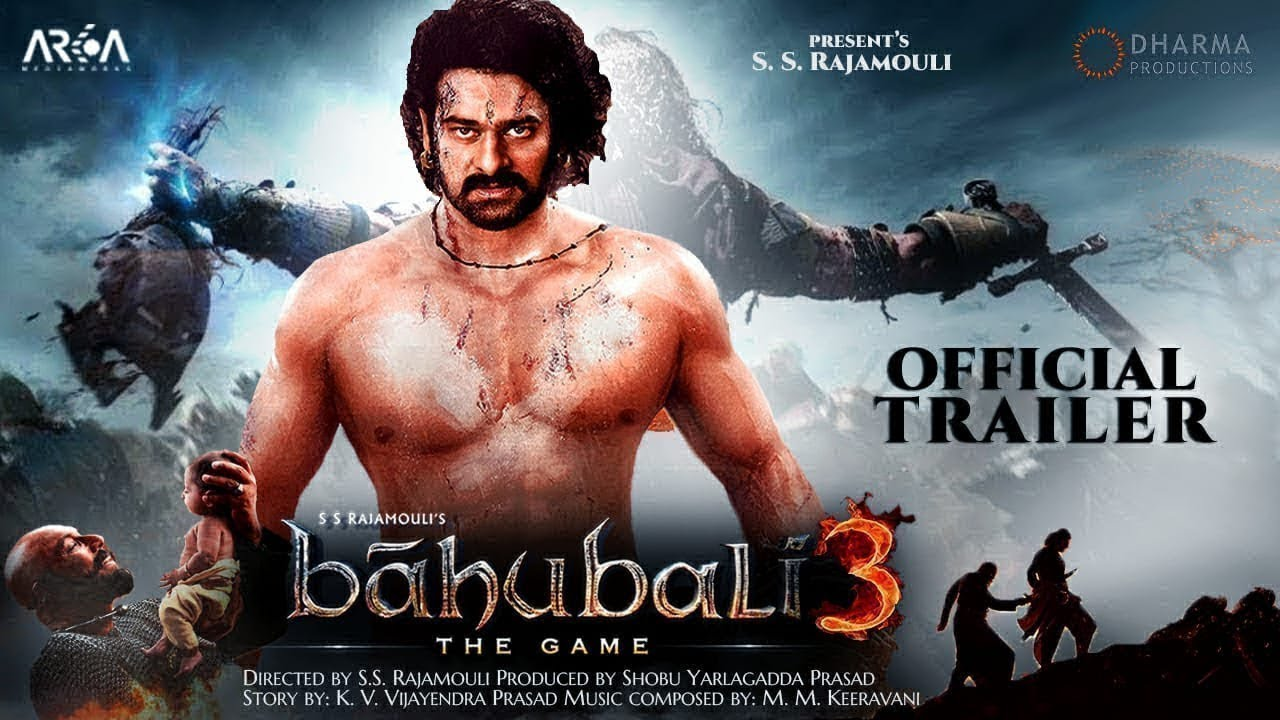 Download Baahubali 3-The Return of Amarendra Bahubali | Interesting Fact |Prabhas |Anushka |S. S. Rajamouli
