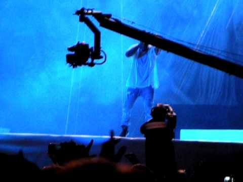 Kanye West at ACL 2011