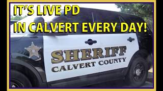 The Case of Five Ways to Win a Night in Jail - It's Live PD in Calvert Every Day!